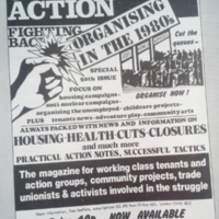Community Action Magazine: Promotional Leaflet