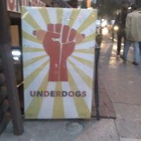 Underdogs: Logo